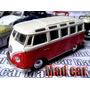 Mc Mad Car Vw Volkswagen Samba Combi Auto Leyenda 1:36