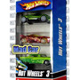 Mc Mad Car Pack 3 Autos Mitsubishi Merc Hot Wheels 2010 1:64