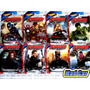 Mc Mad Car Avengers Age Of Ultron Hot Wheels Pack X 8 Autos