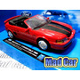 Mc Mad Car Ford Mustang Gt Convertible 1994 Auto Newray 1:43