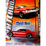 Mc Mad Car 1968 Ford Mustang Gt/cs Mbx Auto Matchbox 1:64