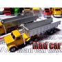 Mc Mad Car Camion Construccion Maquinaria Majorette 1/64
