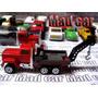 Mc Mad Car Grua De Coleccion Majorette Metal Die Cast 1:64