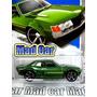 Mc Mad Car 70 Toyota Celica Hot Wheels Auto Coleccion 1:64