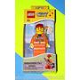 Lego Lapicero En Forma De Muñeco Original Usa Sellado