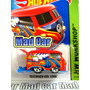Mc Mad Car Vw Volkswagen Kool Kombi Hot Wheels Auto 2014