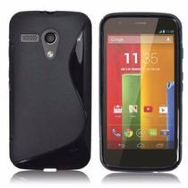 Funda / Protector Motorola Moto G Xt1032 - Tpu Gel Case Sili