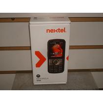 Motorola I418 Nextel Nuevo En Caja