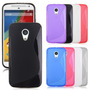 Motorola Moto G Xt1032 : Funda Protector Tpu + Mica Antihuel