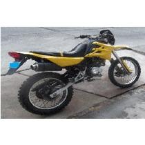 Moto Modificada Modelo Enduro 200