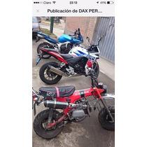 Moto Dax Honda Original