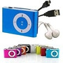Reproductor Mp3+pantalla Led+radio Fm+ Sd Exp 16gb+ Audif