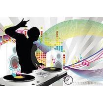 Mixes Para Djs, Collages, Música Mezclada, Sin Cuñas
