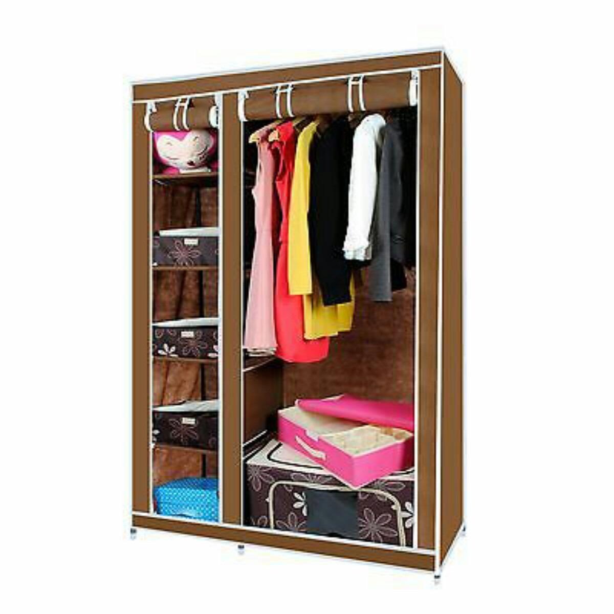 Mueble para ropa en mdf - Estanterias para ropa ...