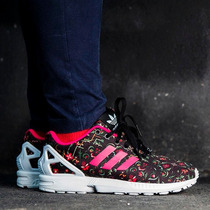 Adidas Zx Flux Floral Nike Air Max One