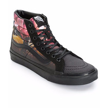 Zapatillas Vans Sk8-hi Slim Ombre Floral Shoes (womens)