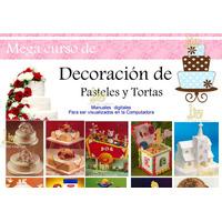 Decoracion De Tortas Pasteles ,fondant,wilton, Actual 2015