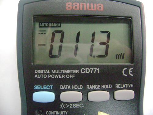 Multimetro Digital Sanwa Cd-771