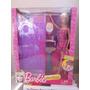 Bella Barbie Con Accesorios De Bano Importada De Usa