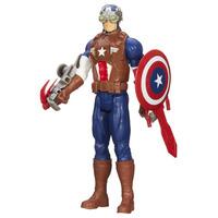 Capitan America Y Iron Man Evolución Serie Titan - Marvel