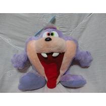 Dizzy Taz Tazmania Muñeco Looney Tunes Original Peluche