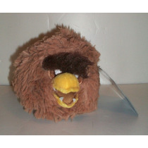 Peluche Angry Birds Star Wars Chewbacca Original