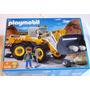 Playmobil 4038 Mega Cargador Frontal Construccion Nuevo
