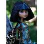 Monster High Muñeca Original Cleo De Nile Gr & Maquillaje!!