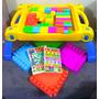 Bloques Didácticos Tipo Lego O Mega Bloks