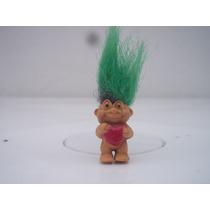 Lindo Mini Muñequito Troll De Coleccion (muy Raro)