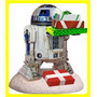 R2-d2 Navidad Star Wars Holiday Bobble-heads - Funko