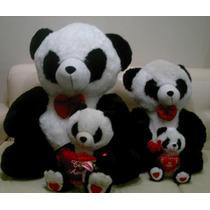Osos Panda- De Peluche - Musicales