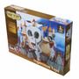 Castillo Calavera, Mod Lego, 254 Pcs, Ausini