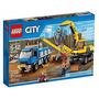 Lego City 60075 Excavadora Y Camión