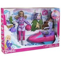 Barbie Quiero Ser Rescatista Polar Mattel
