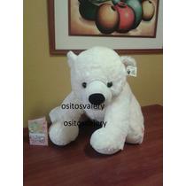 Peluche Oso Polar Gigante +globo Osos,osas,lumpy, Pooh,nici