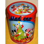 Mc Mad Car Lata Mickey Mouse Coleccion Disney Navidad Oferta