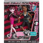 Monster High - Draculaura Y Clawd Wolf - Mattel