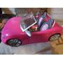 Barbie Auto Convertible Glam Muñecas Niñas Original Mattel