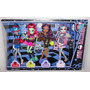 Monster High Pack 4muñecas Noche De Fiesta Y Accesorios Niña