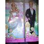 Pareja De Novios - Barbie Y Ken