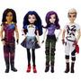 Pack Descendientes Mal Evie Carlos Jay Original Hasbro Disne
