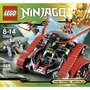 Lego Ninjago Garmatron 70504 De 328 Piezas