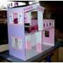 Casa De Muñecas Super Resistente, Para Barbie Y Otras Mas...