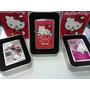 Encendedor Con Mechero (tipo Zippo) De Hello Kitty!!!