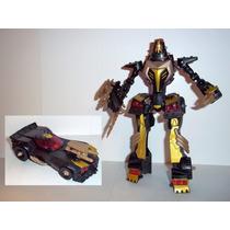 Blazin Lockdown Decepticon Transformer Arma Motosierra