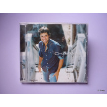Cd Chayanne - Sincero / Sellado!!