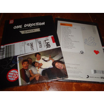 One Direction Year Book Take Me Home Subasta