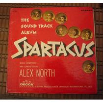 Espartaco Soundtrack Gatefold Decca Vinilo Lp Epoc Ben Hur