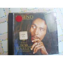 Cd Bob Marley & The Wailers Legend